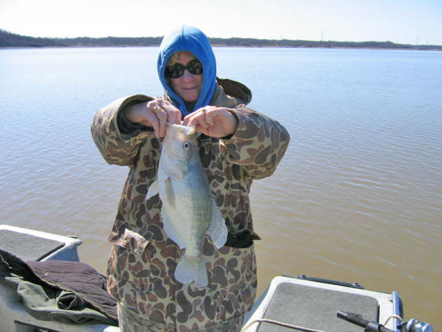 Lake eufaula fishing guide oklahoma crappie fishing 3 publicscrutiny Images