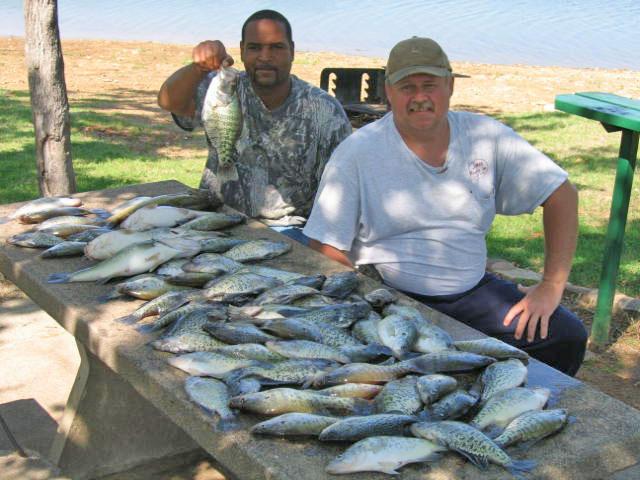 Lake eufaula fishing guide oklahoma crappie fishing for Oklahoma fishing guide